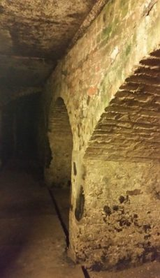 The Haunted Holding Cells