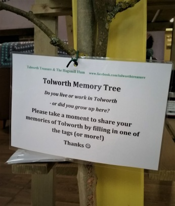 tolworth memory tree notice edit